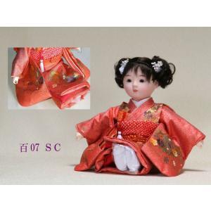 市松人形 抱き人形 8号 いちまつ人形 8号m007|jinya