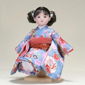 市松人形 抱き人形 10号 いちまつ人形 10号遊u023|jinya