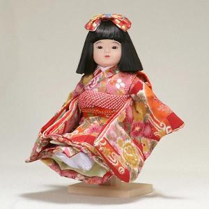 市松人形 抱き人形 10号 いちまつ人形 10号遊u031|jinya