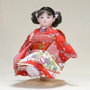 市松人形 抱き人形 10号 いちまつ人形 10号遊u032|jinya