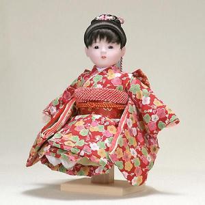 市松人形 抱き人形 10号 いちまつ人形 10号遊u036|jinya