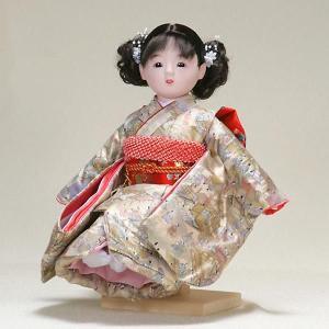 市松人形 抱き人形 10号 いちまつ人形 10号遊u064|jinya