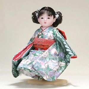 市松人形 抱き人形 10号 いちまつ人形 10号遊u073|jinya