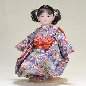 市松人形 抱き人形 10号 いちまつ人形 10号遊u075|jinya