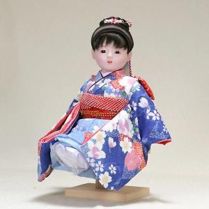 市松人形 抱き人形 10号 いちまつ人形 10号遊u105|jinya