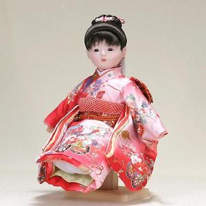 市松人形 抱き人形 10号 いちまつ人形 10号遊u112|jinya