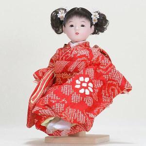 市松人形 抱き人形 10号 いちまつ人形 10号遊u592|jinya