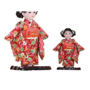 市松人形 8号 いちまつ人形 8号90-002 jinya