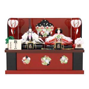 雛人形 収納 親王飾り 平飾り ひな人形 43t jinya