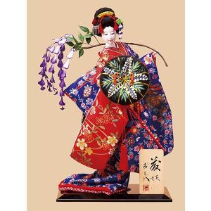 日本人形 10号尾山人形 オ1424 友禅 jinya