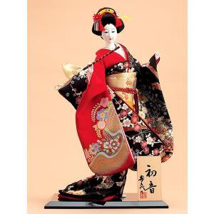日本人形 10号尾山人形 オ1674 衣裳金彩 jinya