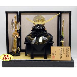 五月人形 伊達政宗 兜飾り kabuto60-69|jinya