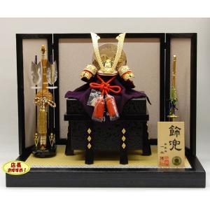 五月人形 平安一水 作 京兜 兜飾り kabuto60-69|jinya
