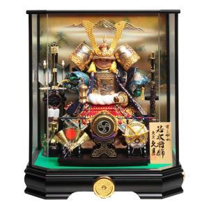 五月人形 久月 ケース飾り ケース入り 5月人形 コンパクト 兜飾り 大将飾り 5月人形 kyugetsu_gogatsu 久月|jinya