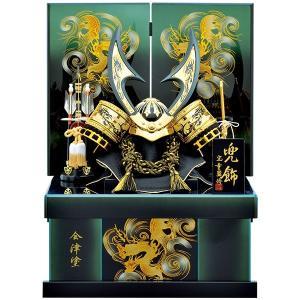 【最短即日出荷可能品】 五月人形 収納飾り 兜飾り 10号 すかしはやぶさ兜収納飾り kabuto-49 5月人形|jinya