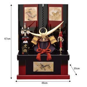 五月人形 収納飾り 兜飾り 10号 上杉謙信 星兜龍虎収納飾り kabuto-49 5月人形|jinya