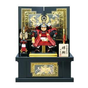 五月人形 収納飾り 大将飾り 子供大将 6号 徳川家康 大将収納飾り taisyou50-59 5月人形 jinya