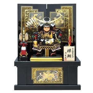 五月人形 収納飾り 大将飾り 子供大将 6号 上杉謙信 大将収納飾り taisyou50-59 5月人形|jinya
