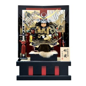 五月人形 兜飾り 着用飾り 真田幸村 着用兜 25号 kabuto70-89|jinya