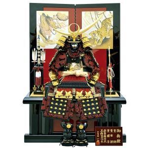 五月人形 収納飾り 鎧飾り 10号 上杉謙信 鎧収納飾り yoroi60-69 5月人形|jinya