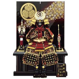 【最短即日出荷可能品】五月人形 収納飾り 鎧飾り 10号 徳川家康 鎧収納飾り yoroi60-69 5月人形|jinya