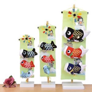 鯉のぼり 室内 こいのぼり おしゃれ 五月人形 5月人形  コンパクト 室内飾り 吊るし飾り|jinya