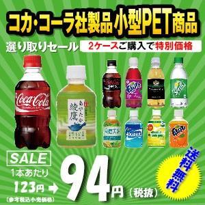 コカコーラ 製品 2ケースパック 小型 ペットボトル 激安販売 |jinya