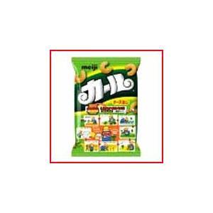 カールチーズあじ 72g 明治製菓お菓子 スナック菓子|jinya