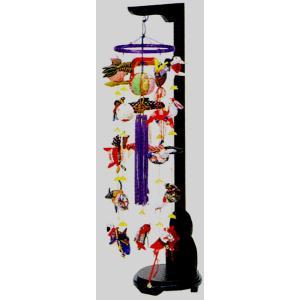 室内吊り物 吊物 兜飾り 鎧飾り  五月人形  こいのぼり つりもの 室内 つりかざり 吊り飾|jinya