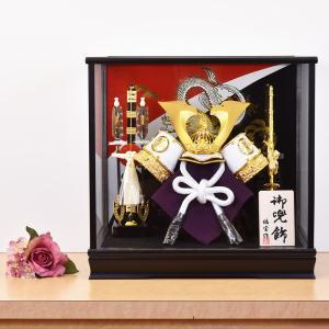 五月人形 ケース 伊達政宗兜飾り ケース 甲冑 5月人形ケース kabuto-49 kabuto-49 kabuto-49|jinya