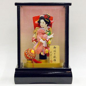 羽子板 初正月 コンパクト 羽子板飾り|jinya