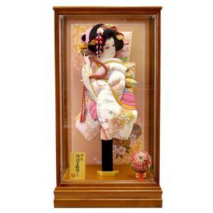羽子板 初正月飾り 羽子板飾り ケース飾り 17号|jinya