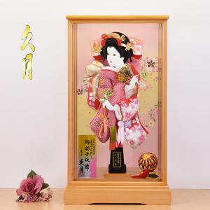 久月 羽子板 初正月飾り 出産祝い 初節句 コンパクト 羽子板飾り 15号|jinya