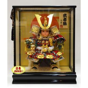 大将飾り 五月人形 子供  ケース 2015 新作 taisyou-49 jinya
