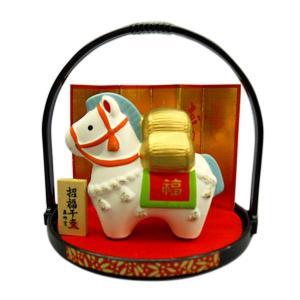 干支 午 No.58 焼き物|jinya