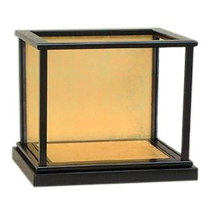 人形ケース ガラス人形ケース ガラスケース 雛人形ケース 五月人形ケース n10-23 幅30奥23高23cm(ガラス寸法)内計り|jinya