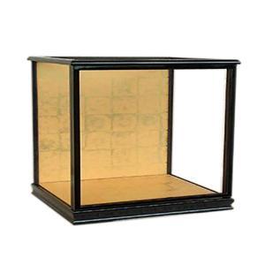 人形ケース ガラス人形ケース ガラスケース 雛人形ケース 五月人形ケース n4033 幅40奥20高33cm(ガラス寸法)内計り|jinya