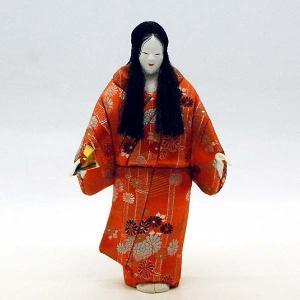 【訳あり品】【倉庫管理品】日本人形 木目込人形 熊野|jinya