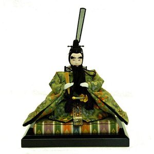 日本人形 小三五 天神 訳あり品 倉庫管理品|jinya