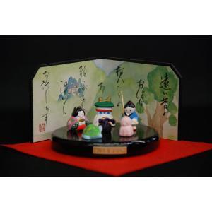 昔話 和装置物 浦島太郎|jinya