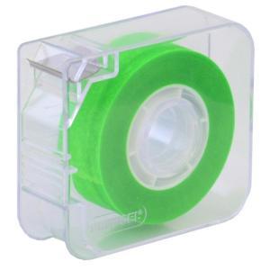 メモグラフ 透明蛍光テープ 19mm×33m グリーン シカッド・グループ【GRMG19】