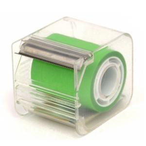 メモグラフ 透明蛍光テープ 50mm×10m グリーン シカッド・グループ【GRMG50】