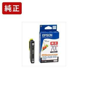 ICBK70L ブラック 純正インクカートリッジ EPSON...