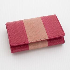 ウミヘビ革 カードケース(名刺入れ) jitacollection