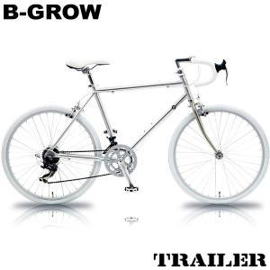 B-GROW(ビーグロウ) TR-R2401 TRAILER(トレイラー) 24インチ14段変速ロードバイク jitenshaproshop