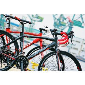 CANOVER(カノーバー) CAR-012 ADONIS(アドニス)|700C型14段変速ロードバイク|jitenshaproshop|05