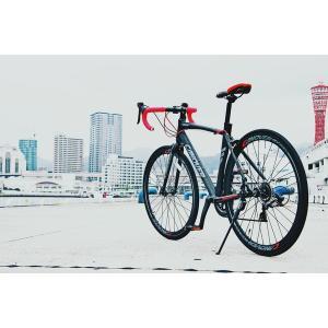 CANOVER(カノーバー) CAR-012 ADONIS(アドニス)|700C型14段変速ロードバイク|jitenshaproshop|06