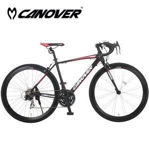 CANOVER(カノーバー) CAR-015-CC UARNOS(ウラノス) 700C型21段変速ロードバイク jitenshaproshop