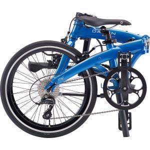 DAHON(ダホン) Mu SP9(ミュー SP9)|2017年度インターナショナルモデル|20インチ9段変速折りたたみ自転車|jitenshaproshop|05