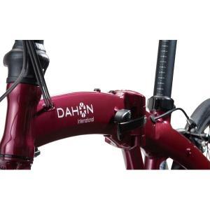 DAHON(ダホン) Mu SP9(ミュー SP9)|2017年度インターナショナルモデル|20インチ9段変速折りたたみ自転車|jitenshaproshop|06